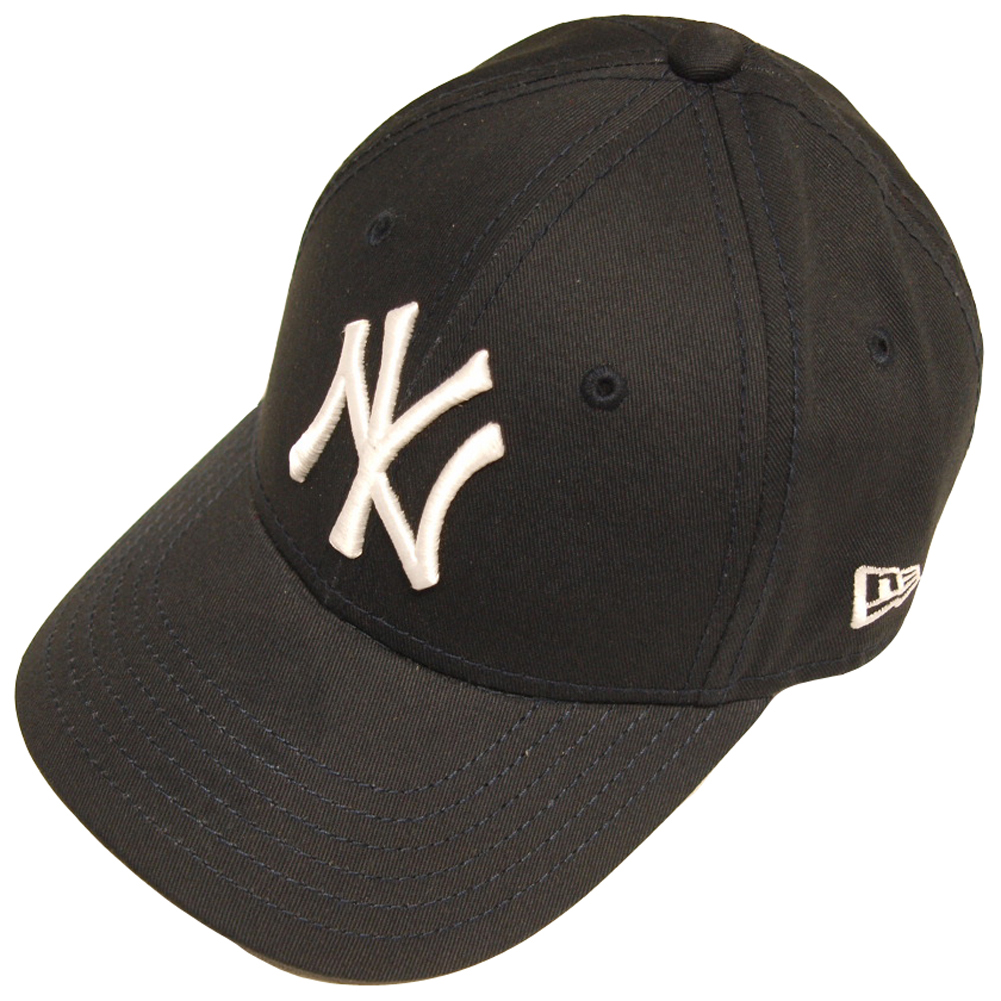 new era new york yankees strapback cap 9forty kappe. Black Bedroom Furniture Sets. Home Design Ideas
