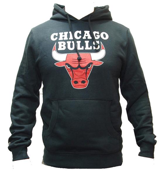 zu mitchell ness chicago bulls logo hoody sweater hoodie herren men. Black Bedroom Furniture Sets. Home Design Ideas