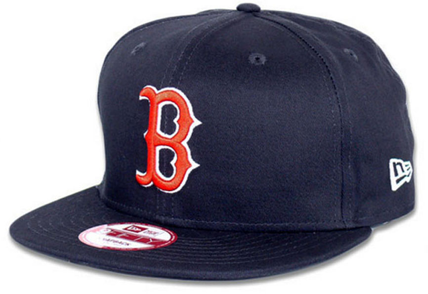 new era mlb 9fifty boston red sox basic snapback cap team. Black Bedroom Furniture Sets. Home Design Ideas