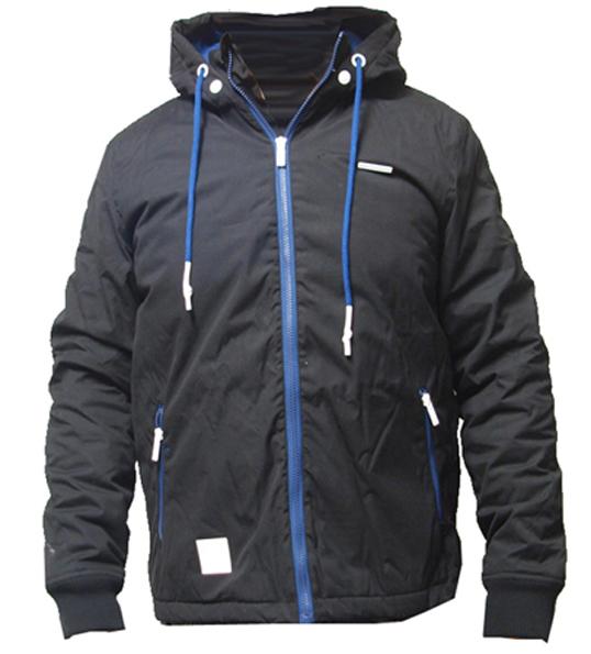 ragwear olsen jacke jacket parka winterjacke herren men schwarz black ebay. Black Bedroom Furniture Sets. Home Design Ideas