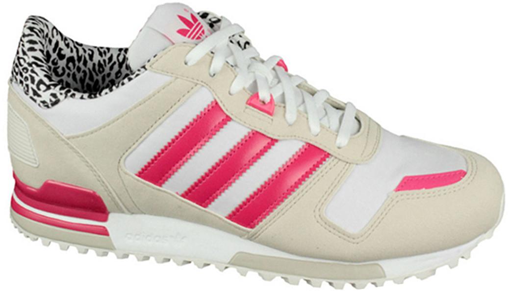 adidas zx 700 w girls sneaker white beige pink zebra frauen shoe shoes schuhe ebay. Black Bedroom Furniture Sets. Home Design Ideas