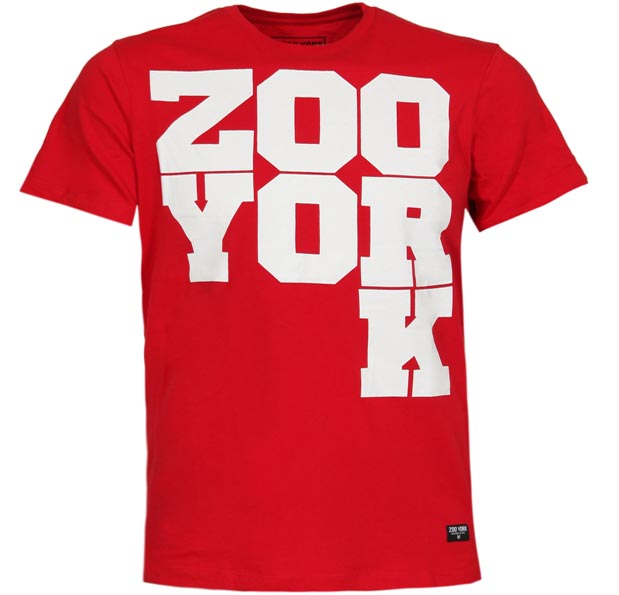 Zoo-York-Drop-K-Tee-T-Shirt-T-Shirt-Tee-Herren-Mens-Neu-New-S-2XL-Maenner-Mode