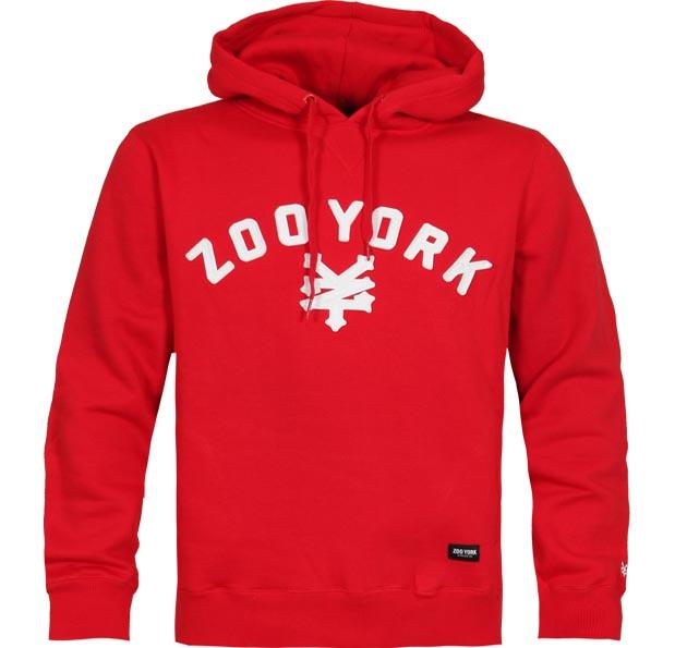 Zoo-York-Immergruen-Hoody-Sweater-Hoodie-Herren-Hoodie-Kapuzenpulli-Mens-S-2XL