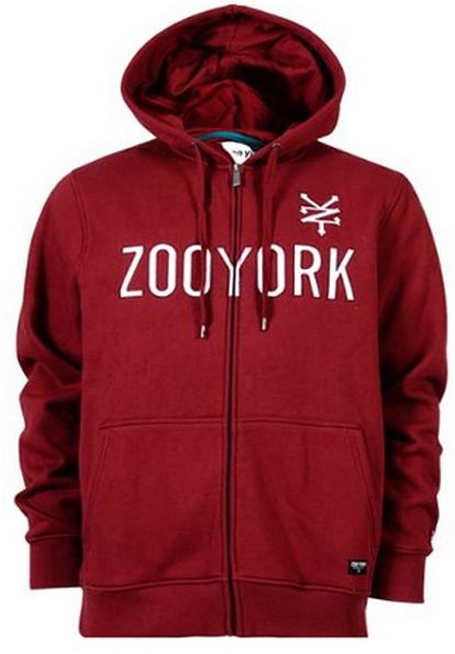 Zoo-York-Straight-Core-Hoody-Herren-Mens-Sweater-Hoodie-M-3XL-Men-Zipper-NEU-NEW